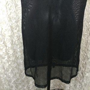 011de3d149 Dresses - MakeMeChic Women s Short Sleeve See Through Sheer